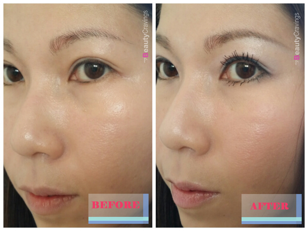 Lancome Virtuose Precious cells (Before & After)