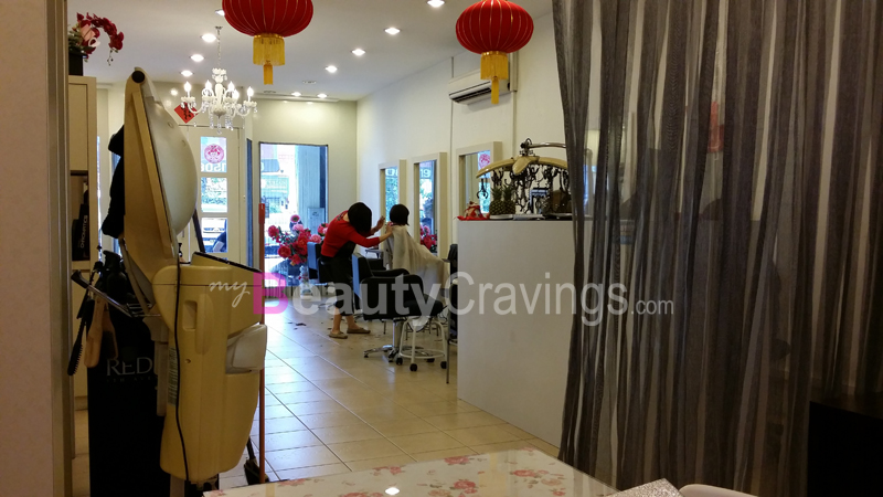 Gel Manicure at De' Touch Beauty Care Nail Salon