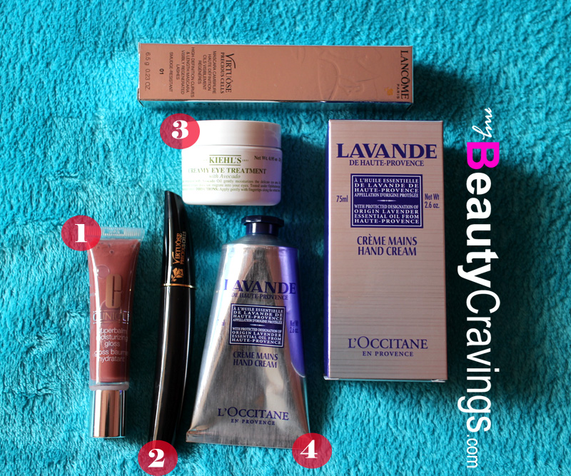 Beauty Products bought from Airports