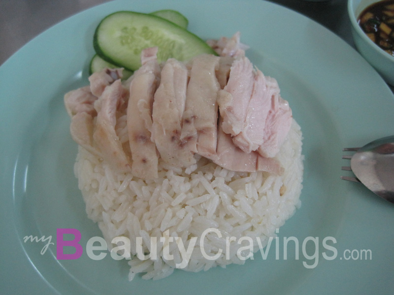 Chicken Rice (Thailand Style)