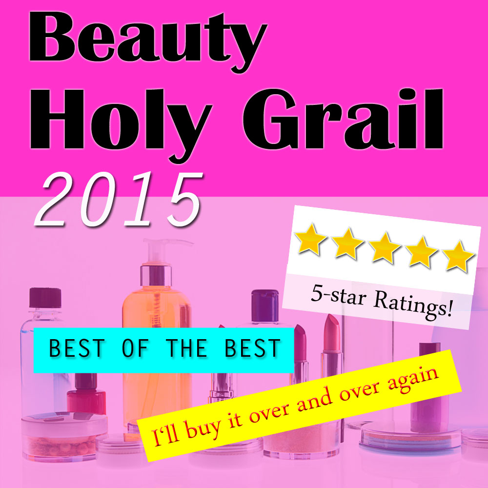 Beauty Holy Grail 2015