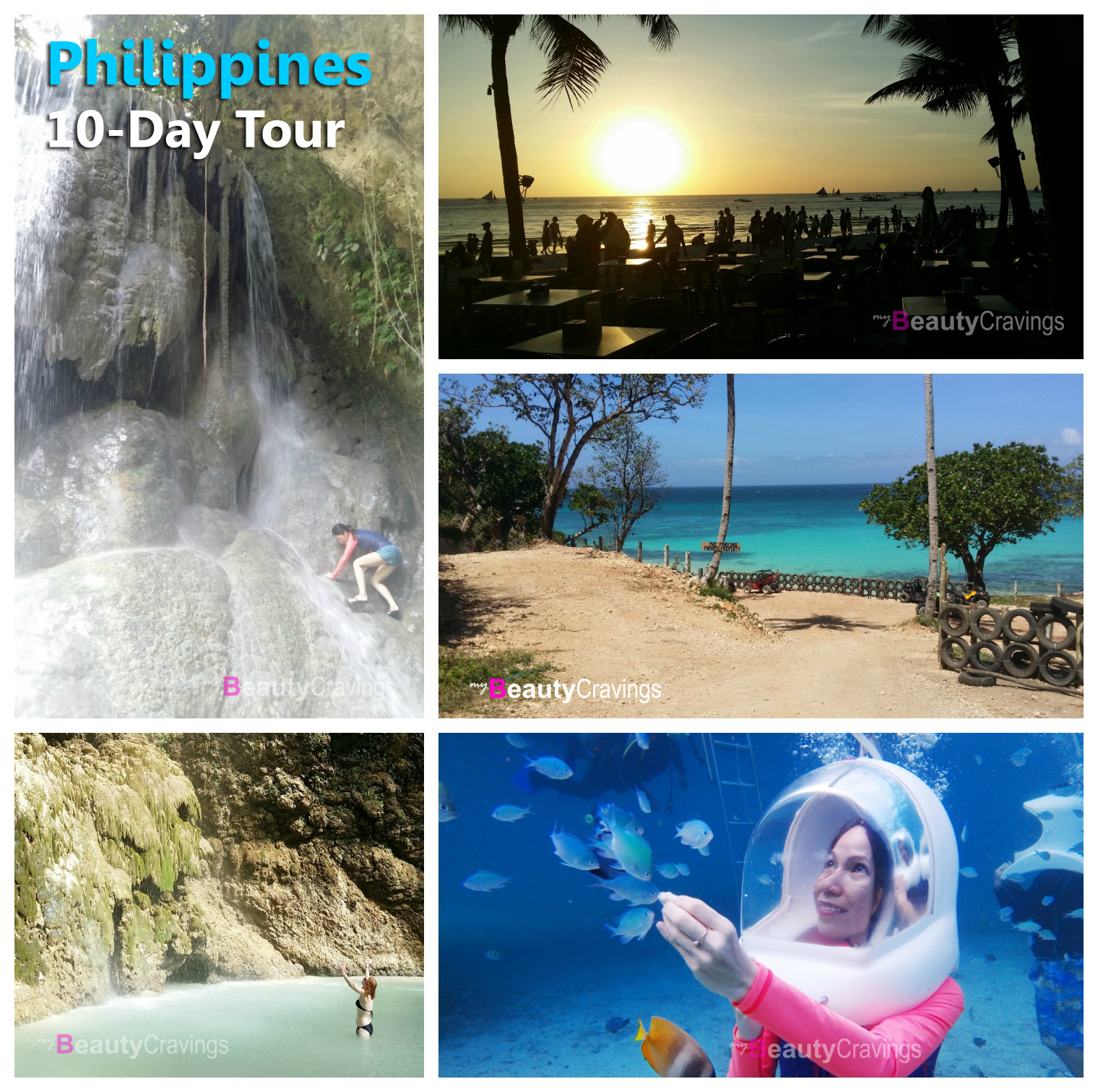 Philippines 10 days Tour