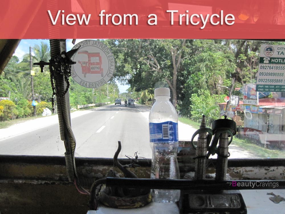Tricycle Bohol