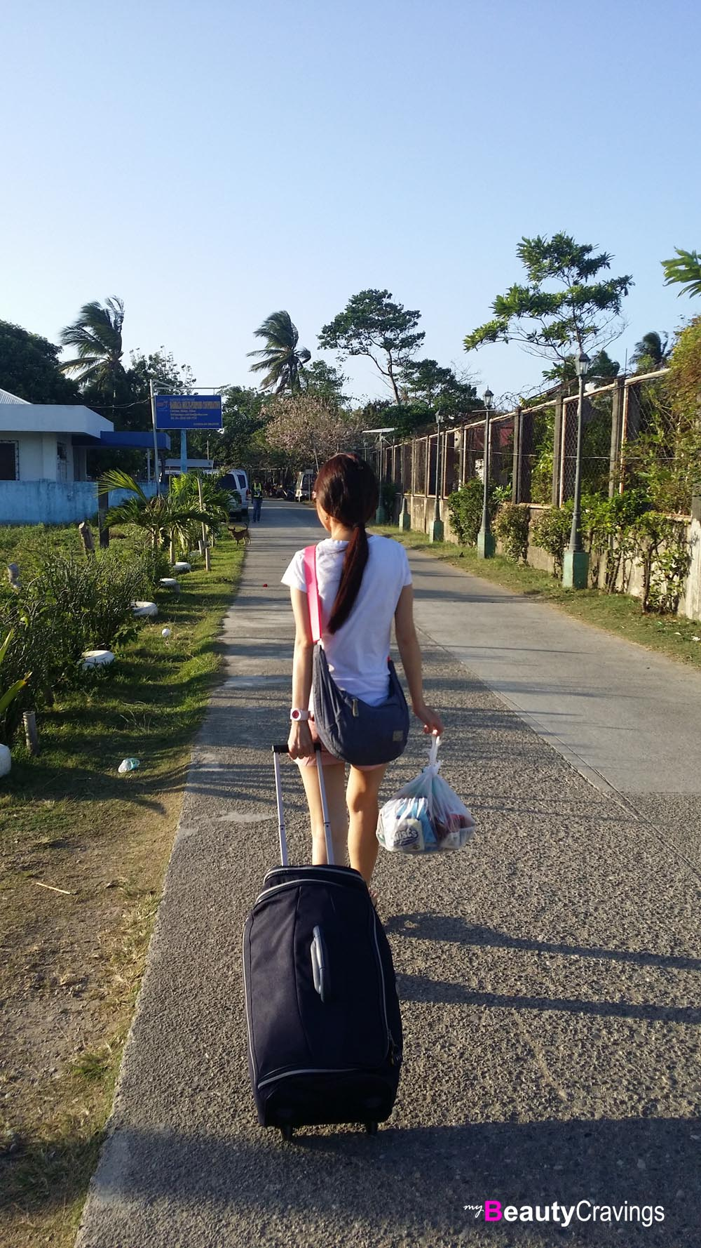 Caticlan Airport to Jetty