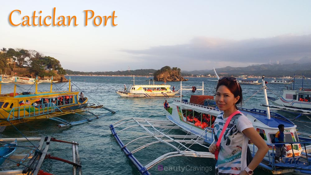 Caticlan Port