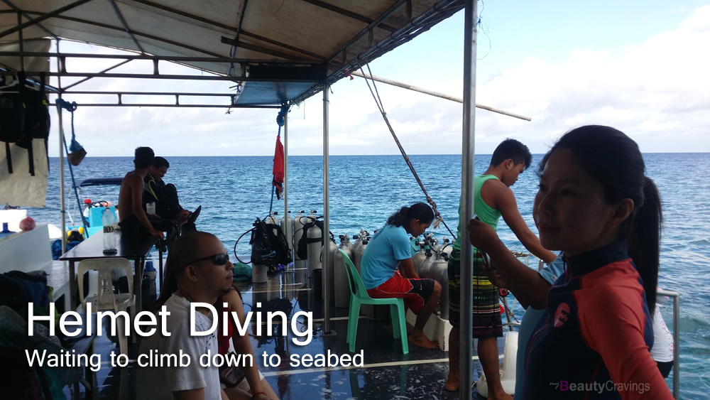 Helmet Diving Boracay