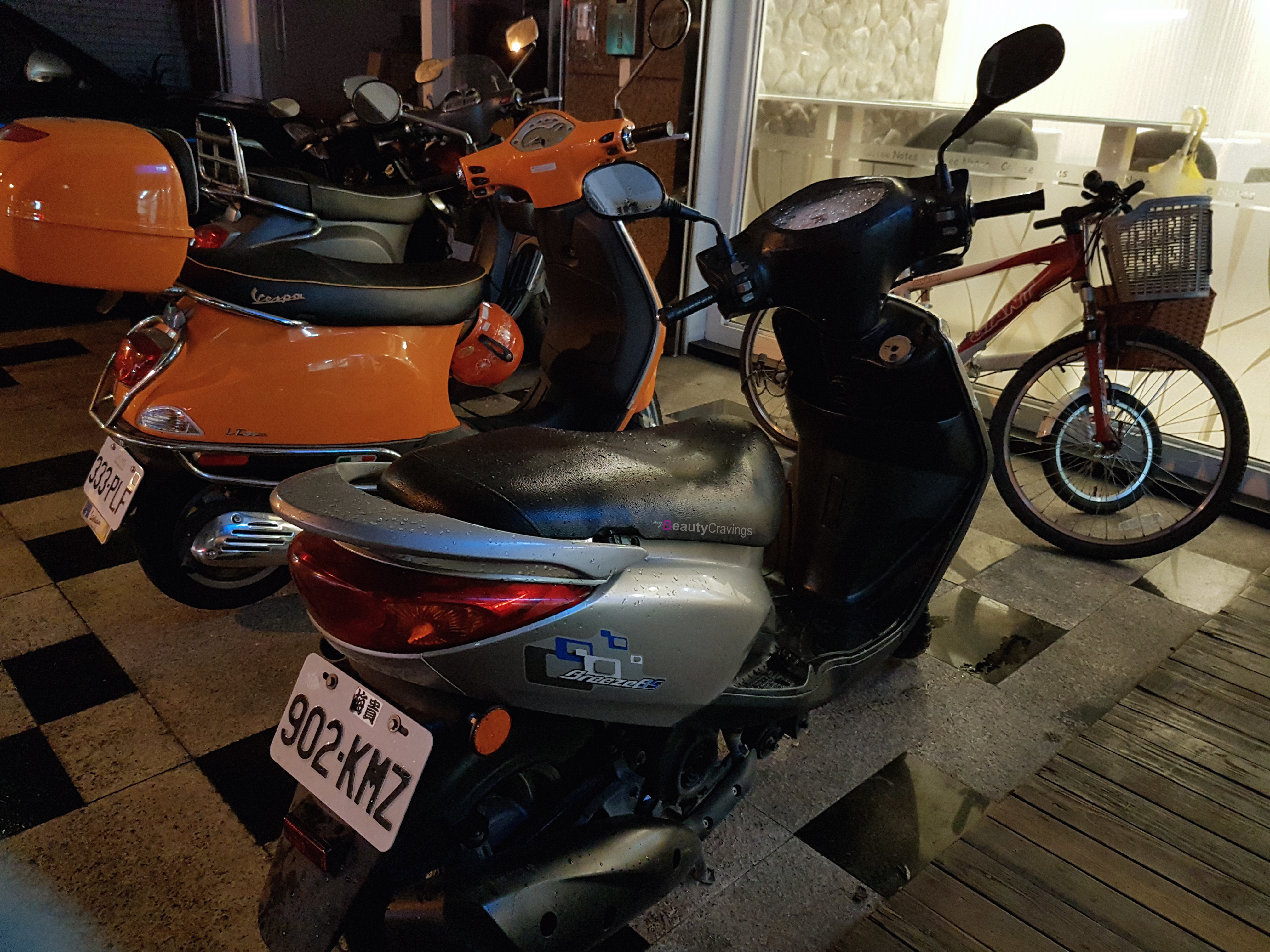 Rent a Scooter in Hualien