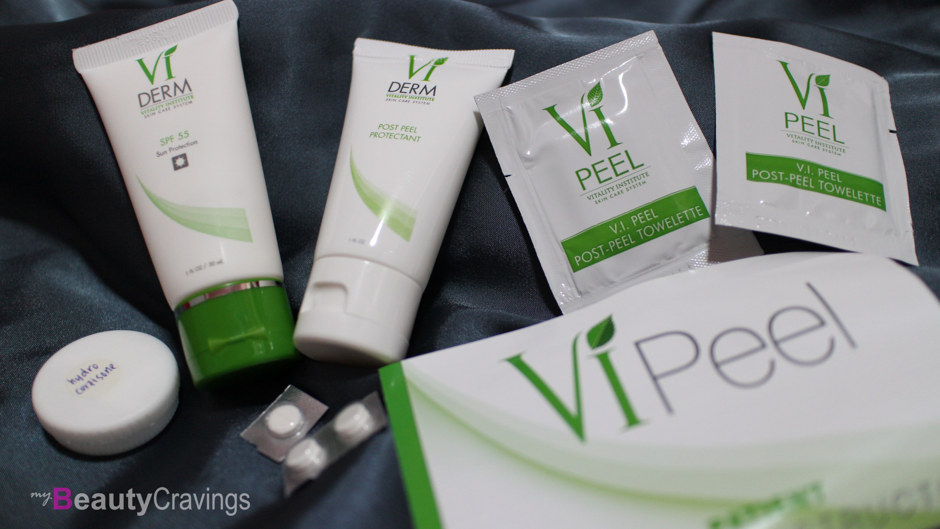 VI Precision Peel - Bring Home Kit