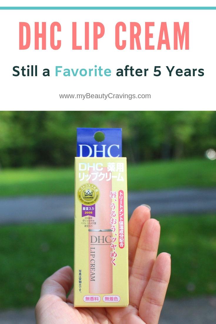 DHC Lip Cream (S)
