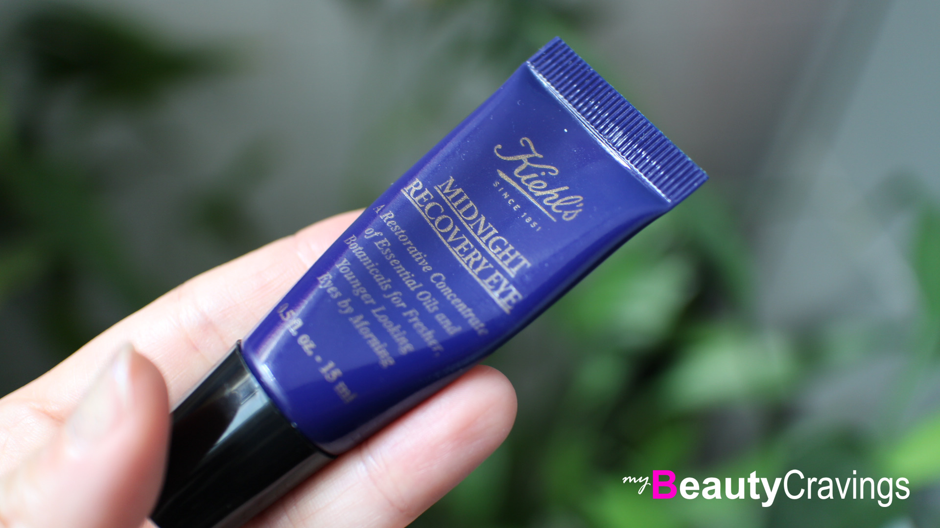 Kiehl's Midnight Eye