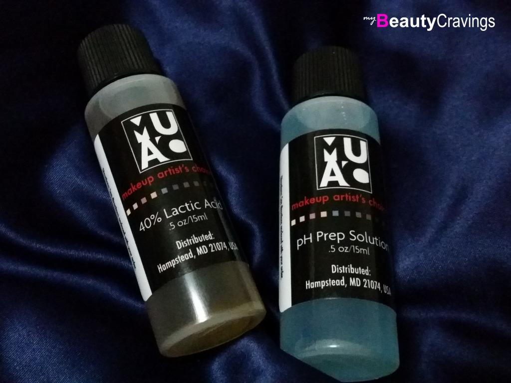 40% Lactic Acid Peel MUAC