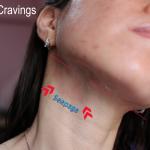Neck Peeling and Seepage (VI Precision Peel)