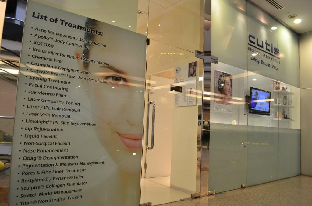 Cutis Clinic- Exterior