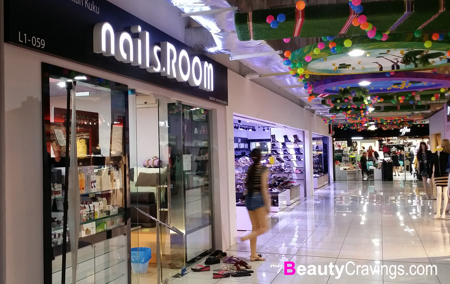 Nails Room at Sutera Mall