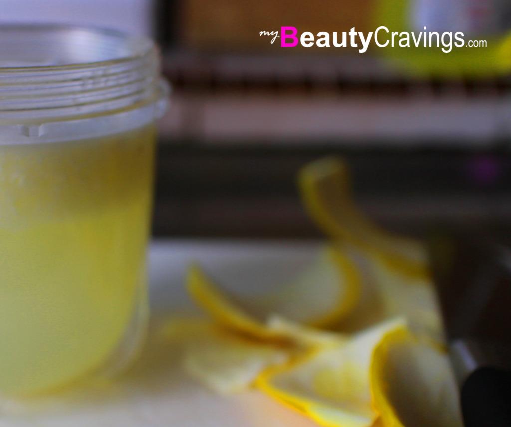 Recipe for Lemon Drink