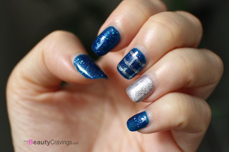 Glossy nails by Nail.it at Holiday Plaza, JB