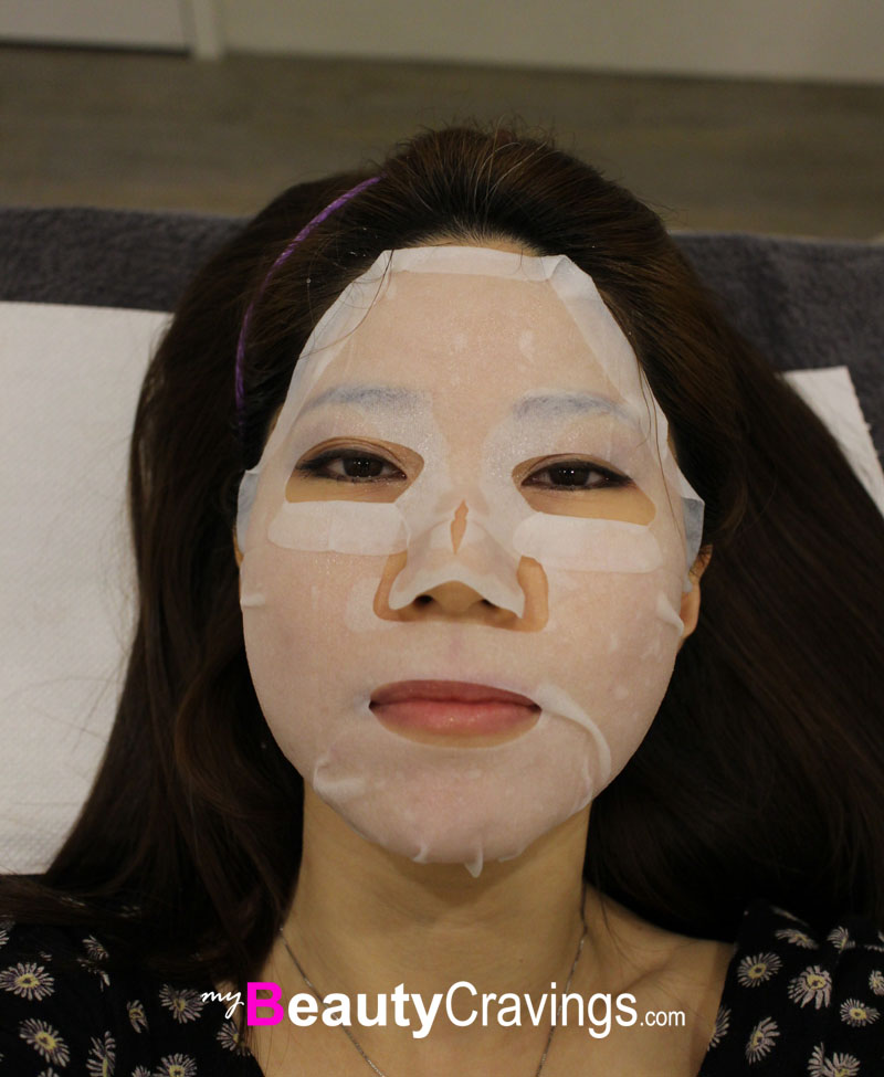 Hydro-Lift mask
