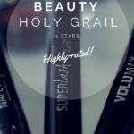 BEAUTY HOLY GRAILS 2014