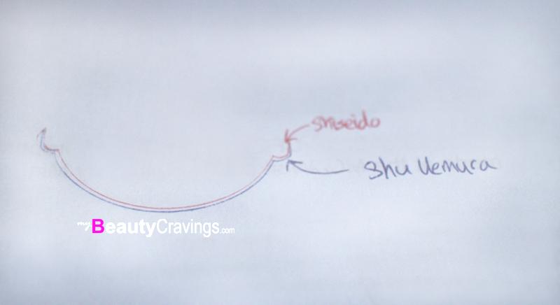 Shiseido vs Shu Uemura Eyelash Curler