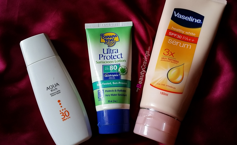 Larger tube than other sunscreen products