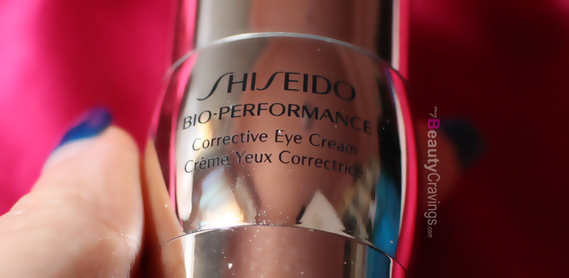 Shiseido Bio-Performance Corrective Eye Cream