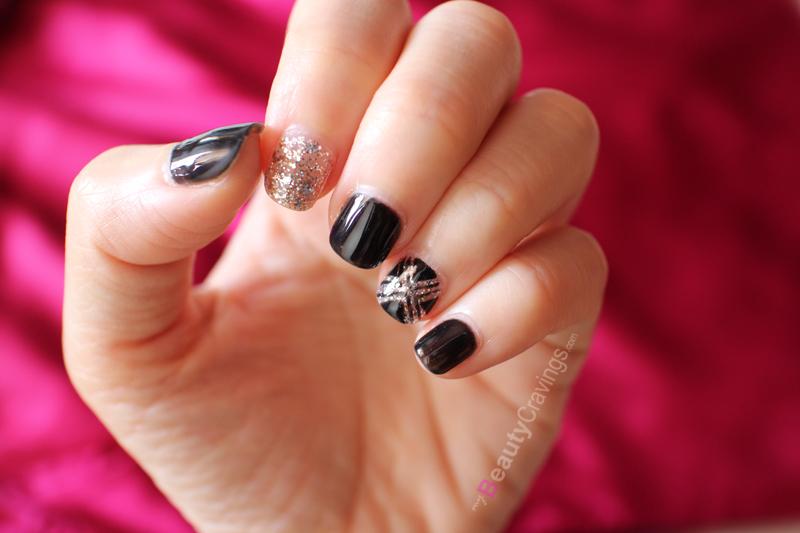 Gel Manicure at De' Touch Beauty Care Nail Salon