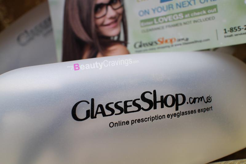 Online Prescription Glasses from GlassesShop.com