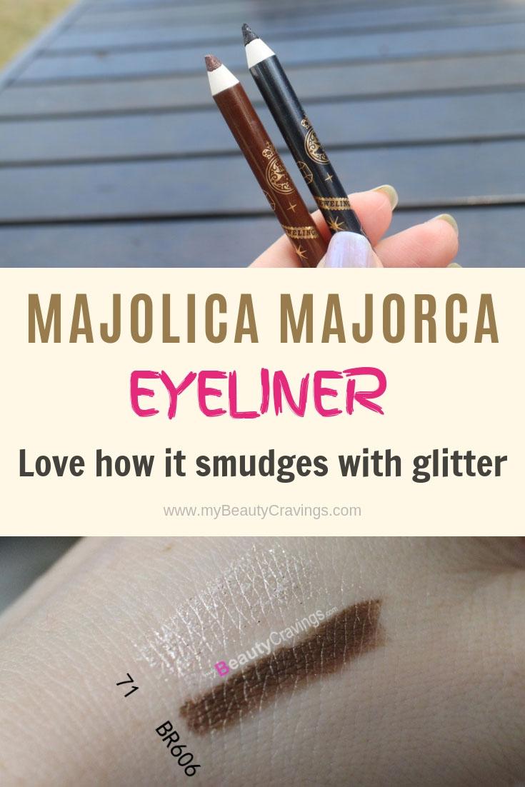Majolica Majorca Jeweling Eyeliner