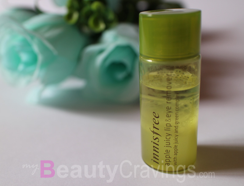 Innisfree Apple Juicy Lip & Eye Remover