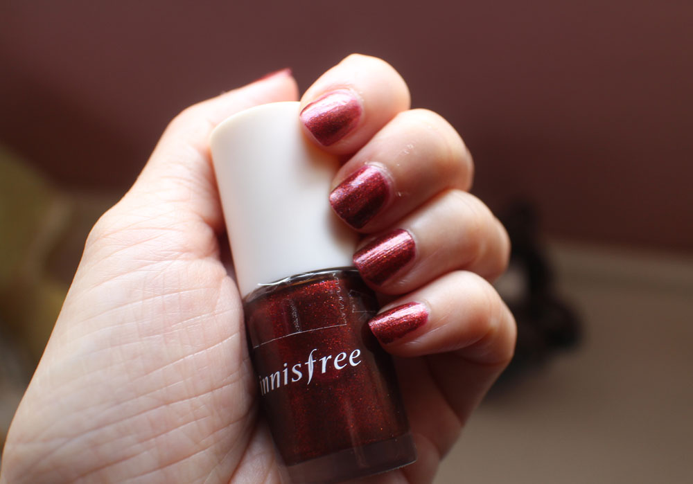 Innisfree Real Color Nail - Swatch #58