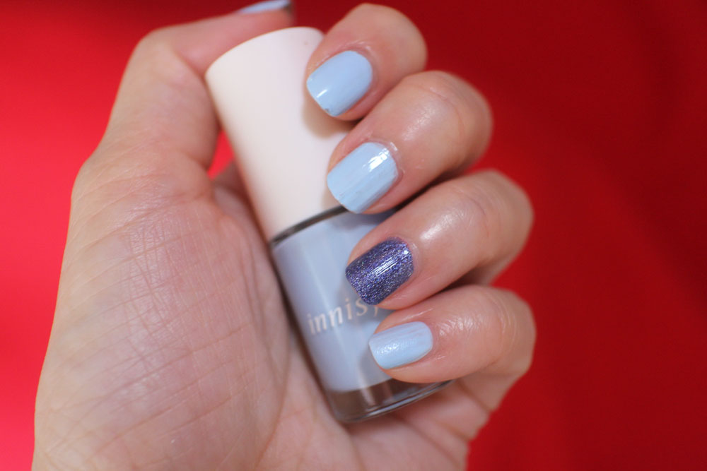 Innisfree Real Color Nail - Color 23 & 32
