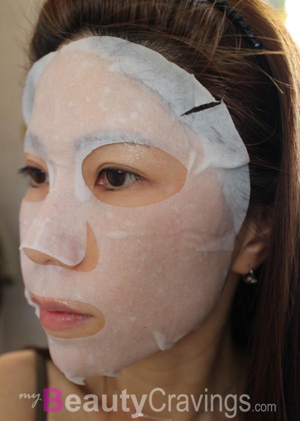 Hada Labo Gokujyun Face Mask