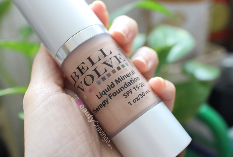 MUAC BellEvolve Liquid Mineral Skin Therapy Foundation