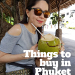 Things to buy in Phuket