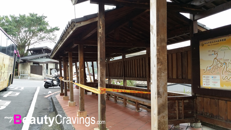 Jinguashi Bus Stop