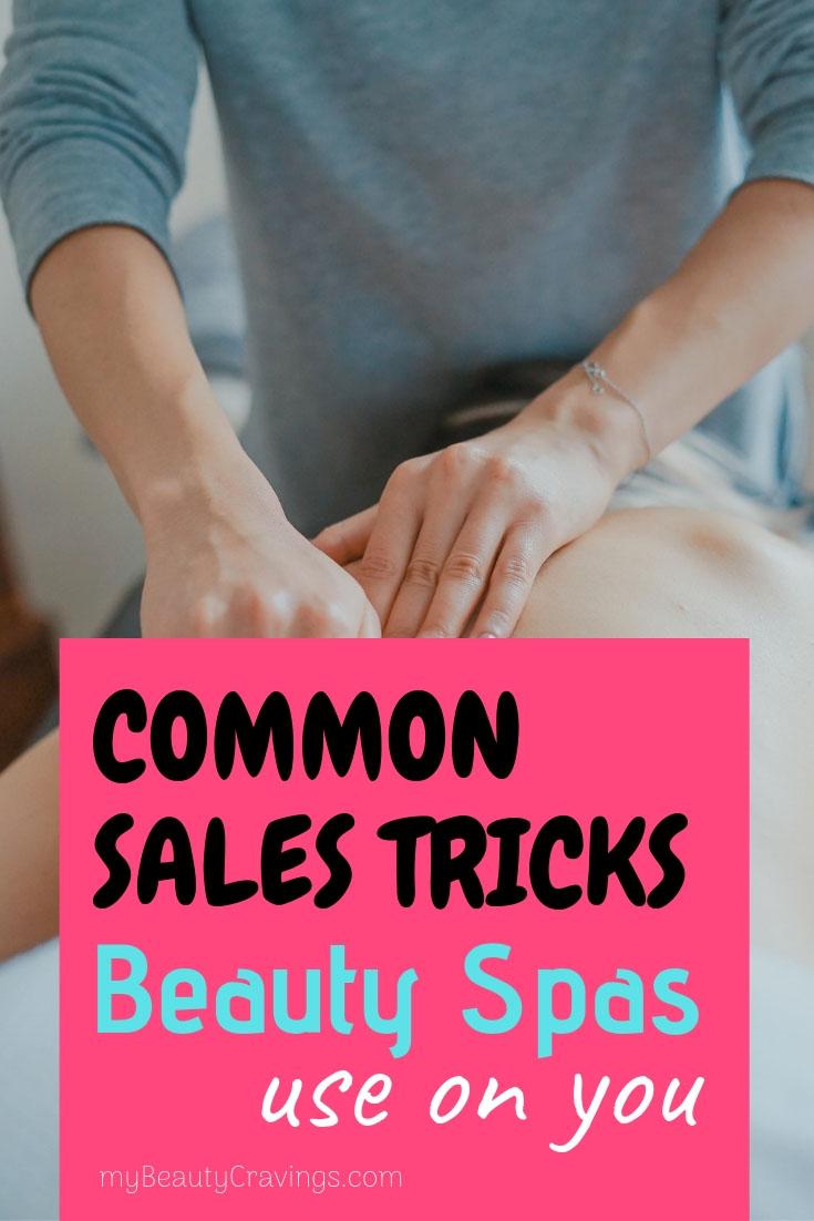 Spa Sales Tricks 2