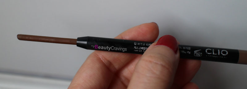 Clio Killer Brow Tattoo-Lasting Gel Pencil