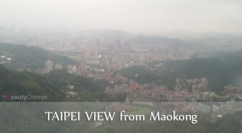 Maokong Taiwan