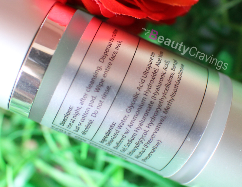 Gly-Luronic Acid Serum