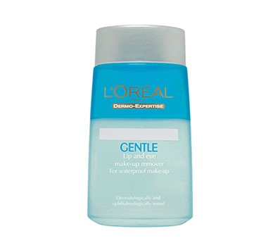 L'oreal Lip and eye make-up remover