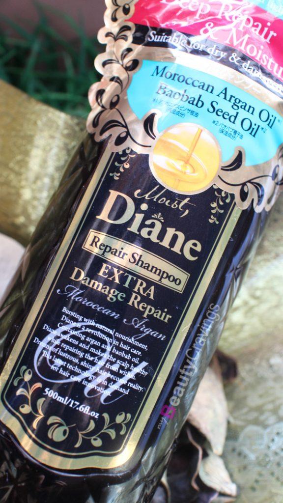 Moist Diane Repair Shampoo