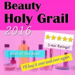 Beauty Holy Grail 2016