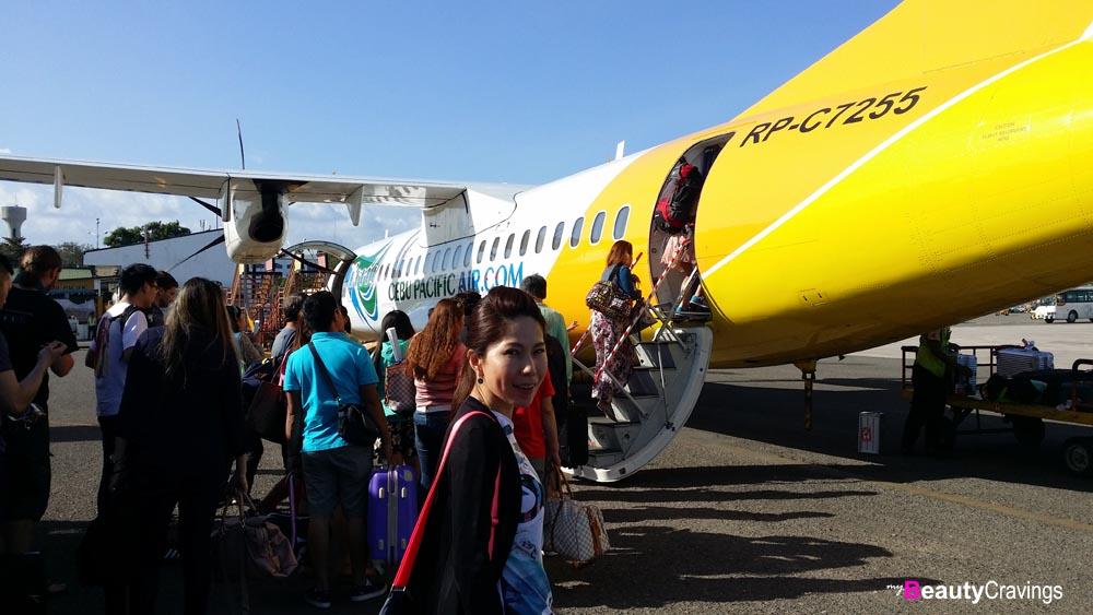 Cebu to Boracay