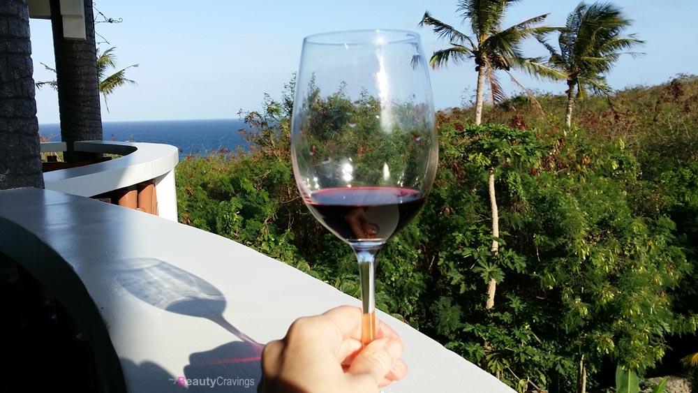 Oasis Resort Balcony
