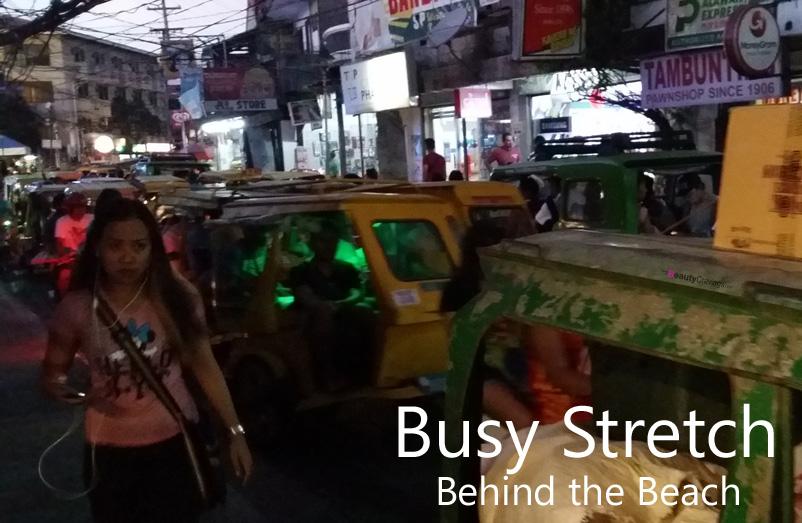 Boracay traffic