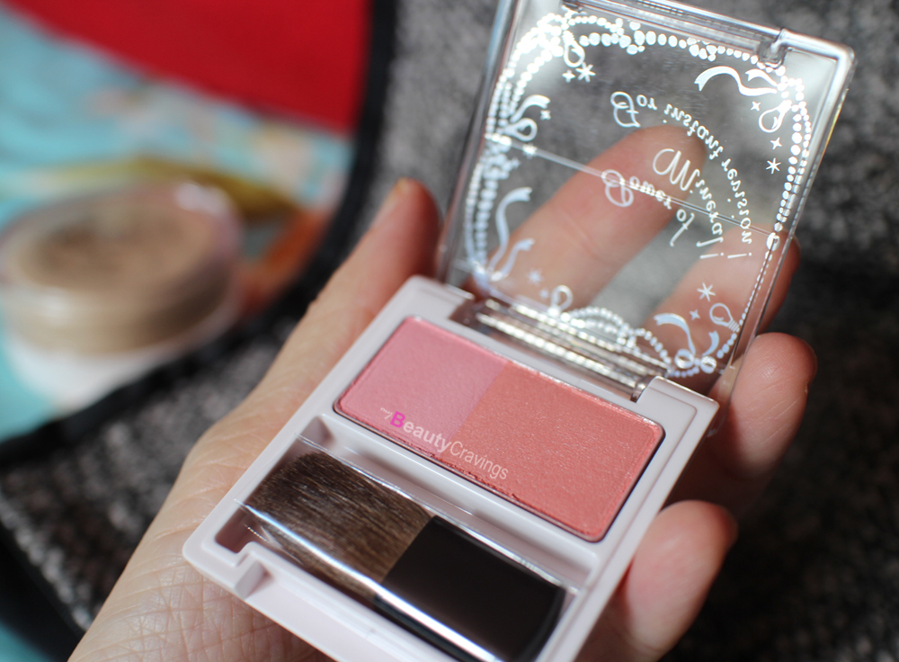 Integrate Mineral Blusher