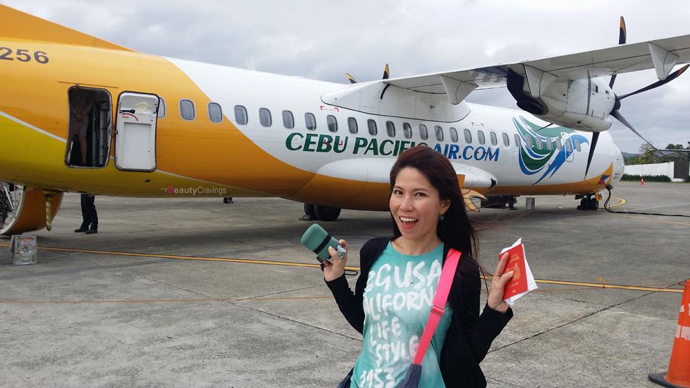 Boracay to Cebu