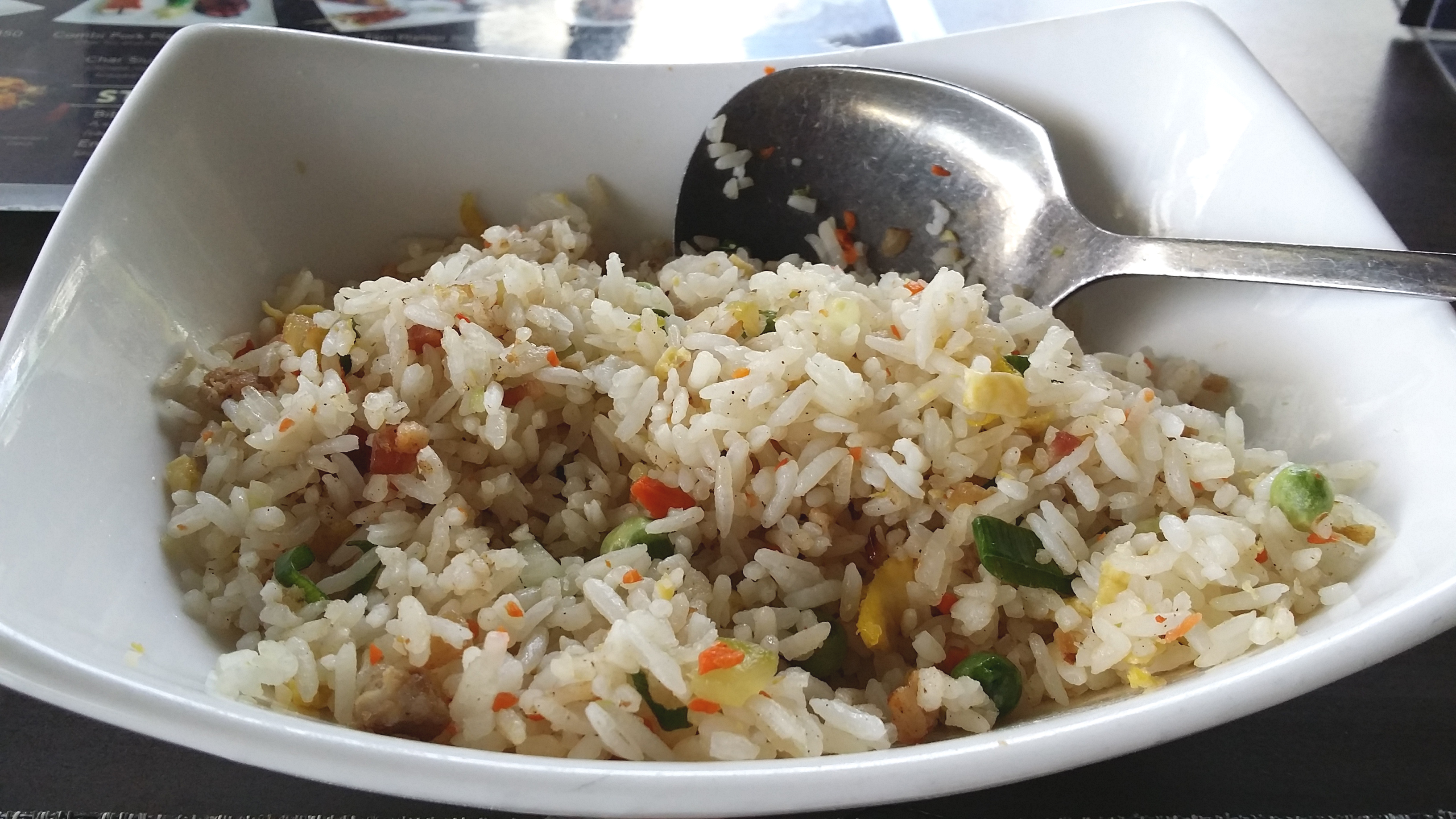 Lunch Ayala Mall