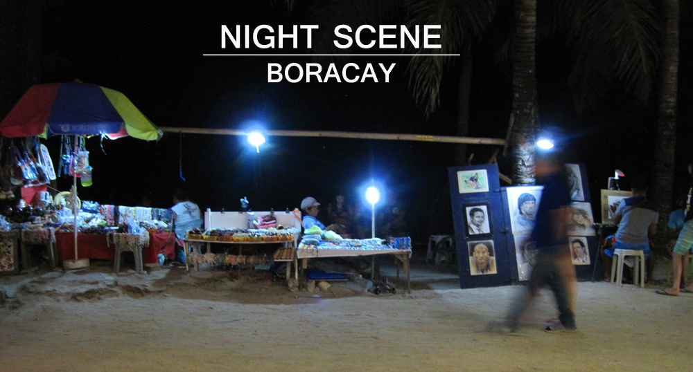 Night at Boracay