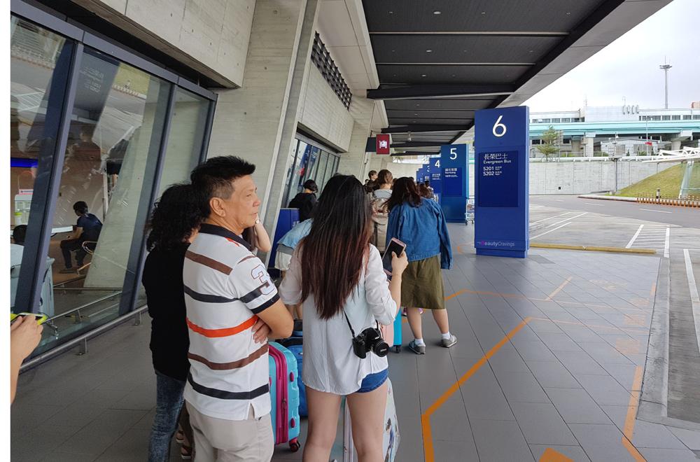 Taoyuan to Taipei